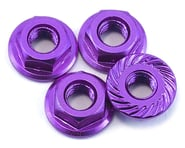 175RC Aluminum 4mm Serrated Wheel Nuts (Purple) | product-also-purchased
