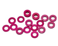 175RC B6/B74/YZ2 Aluminum Hub Spacer Set (Pink)   product-related