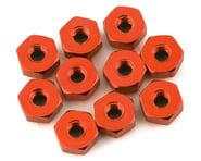 175RC Mini-T 2.0 Aluminum Nut Kit (Orange) (10) | product-also-purchased