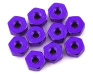 175RC Mini-T 2.0 Aluminum Nut Kit (Purple) (10) | product-also-purchased