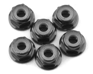 175RC Lightweight Aluminum M3 Flanged Lock Nuts (Grey) (6) | product-also-purchased