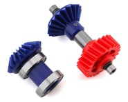 Align M1.25 Torque Tube Front Drive Gear Set (23T) (Blue/19T) | product-also-purchased