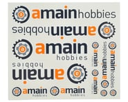 AMain Hobbies Color Sticker Sheet | product-related
