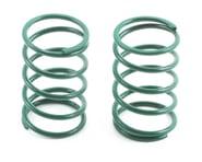 Team Associated Sedan Shock Spring Set (Green - 12lb) (2)   product-related