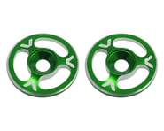 Avid RC Triad Wing Mount Buttons (2) (Green) | product-also-purchased