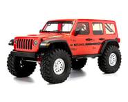 "Axial SCX10 III ""Jeep JLU Wrangler"" RTR 4WD Rock Crawler (Orange) | product-also-purchased"