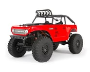 Axial SCX24 Deadbolt 1/24 RTR Scale Mini Crawler (Red) | product-related