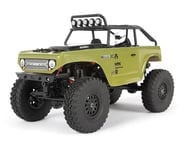 Axial SCX24 Deadbolt 1/24 RTR Scale Mini Crawler (Green) | product-also-purchased