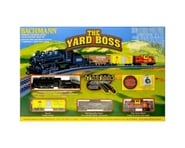 Bachmann Yard Boss Train Set (N Scale)   product-related