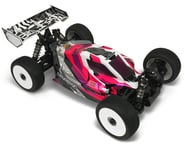 """Bittydesign """"Vision"""" XRAY XB8E 2020 Pre-Cut 1/8 Buggy Body (Clear) 