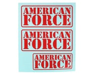 CEN American Force Decal (Red) | product-also-purchased