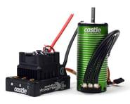Castle Creations Mamba Monster X 8S ESC/Motor Combo w/1520 Sensored Motor | product-related
