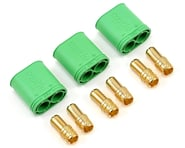 Castle Creations 6.5mm Polarized Bullet Connector (3) (Male)   product-related