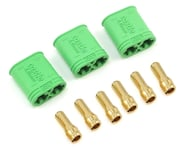 Castle Creations 4mm Polarized Bullet Connector Set (Male) | product-related