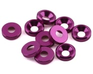 DragRace Concepts 3mm Countersunk Washers (Purple) (10) | product-also-purchased