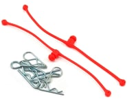 DuBro Body Klip Retainers w/Body Clips (Red) | product-also-purchased