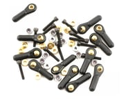 DuBro 4-40 Heavy Duty Ball Link Set (Black) (12) | product-related