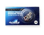 Dynamite Platinum Series Standard Glow Plug (#4 - Medium) | product-also-purchased