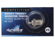 Dynamite Platinum Series Turbo Glow Plug (#5 - Hot)   product-related
