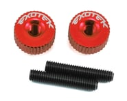 Exotek M3 Twist Nut (Red) | product-related