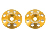Exotek Flite V2 16mm Aluminum Wing Buttons (2) (Gold)   product-related