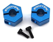 Exotek DR10 Aluminum Rear Clamping Hex (2) | product-also-purchased