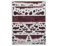 """Firebrand RC Rust Rod Decal Sheet (8.5""""X11"""") 