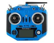 FrSky Taranis Q X7S Radio w/Upgraded M7 Hall Sensor Gimbals (Blue)   product-related