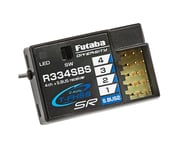 Futaba R334SBS TFHSS SR S.Bus2 HV 4-Channel 2.4GHz Receiver   product-also-purchased