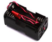 Futaba Dry Rx 4 AA Batt Case W/J Conn   product-related