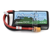 Gens Ace Adventure 3S 50C LiHV Battery Pack (11.4V/3600mAh) | product-related