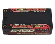Gens Ace Redline 2s Shorty LiHV LiPo Battery 130C w/5mm Bullets (7.6V/5100mAh) | product-also-purchased