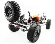 Hot Racing Aluminum Rear Bumper Tires Carrier SCX Jeep | product-also-purchased