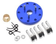 Hot Racing Traxxas Light Weight 3-Shoe Clutch & Flywheel Kit (Blue) | product-also-purchased