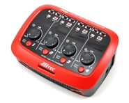 Hitec X4 Micro AC/DC 1-Cell 4-Port LiPo Charger | product-also-purchased