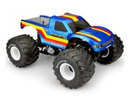 """JConcepts 2010 Ford Raptor MT """"Twenty One"""" Monster Truck Body (Clear)   product-related"""