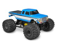 JConcepts 1979 F250 SuperCab Monster Truck Body w/Bumpers (Clear) | product-also-purchased