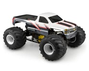 JConcepts 2014 Chevy 1500 Monster Truck Body (Clear) (Single Cab) | product-also-purchased