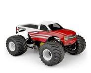 JConcepts 2005 Chevy 1500 MT Single Cab Monster Truck Body (Clear)   product-related