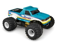 """JConcepts 1993 Ford F-250 Monster Truck Body & Visor (Clear) (13.0"""" Wheelbase) 