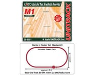 Kato N M1 Basic Oval Track Set w/Power Pack   product-related