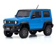 Kyosho MX-01 Mini-Z 4X4 Readyset w/Jimny Sierra Body (Blue) | product-also-purchased