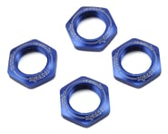 Kyosho 17mm 1/8 Serrated Wheel Nut (Blue) (4) | product-related