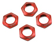 Kyosho 17mm 1/8 Serrated Wheel Nut (Red) (4)   product-also-purchased