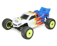 Losi Mini-T 2.0 1/18 RTR 2wd Stadium Truck (Blue/White) w/2.4GHz Radio, Battery & Charger   product-related