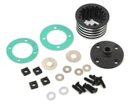 Losi Aluminum Desert Buggy XL-E Center Differential Housing Set   product-also-purchased