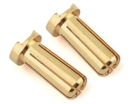Maclan Max Current 5mm Low Profile Gold Bullet Connectors (2)   product-related