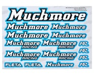 Muchmore Decal Sheet (Blue) | product-also-purchased
