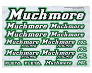 Muchmore Decal Sheet (Green) | product-also-purchased