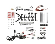 """MyTrickRC Attack Off-Road 1252 Light Kit w/DG-1 Controller, 5"""" & 2"""" Light Bars, 